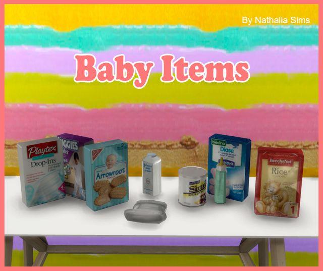 Baby Items Conversion | Nathalia Sims