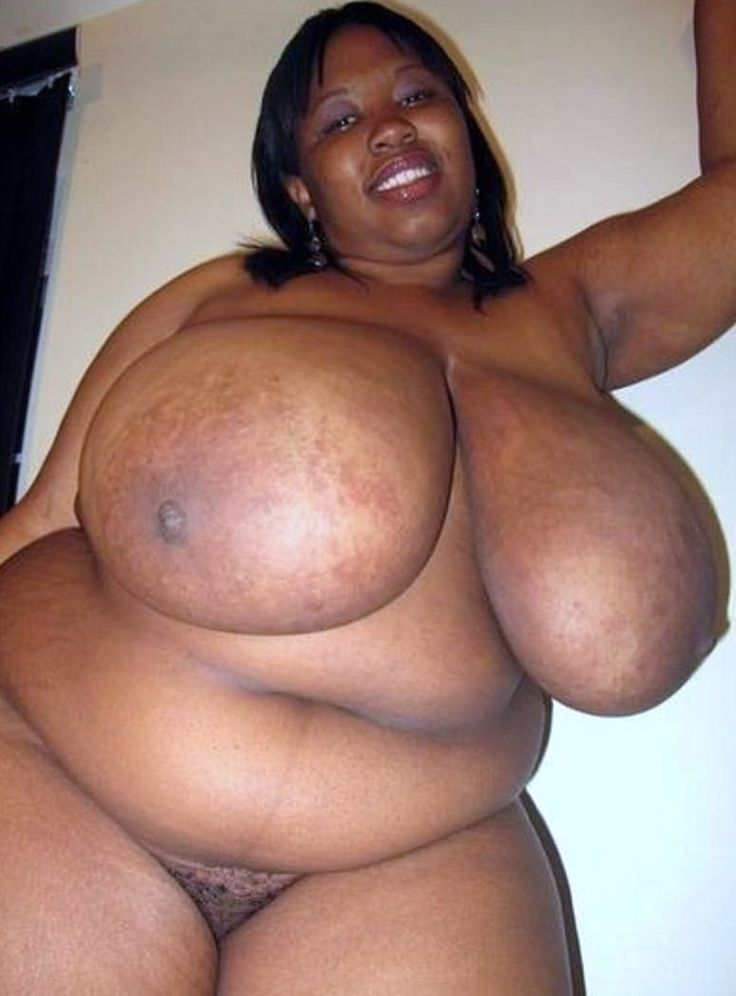 Big Fat Black Girl Naked