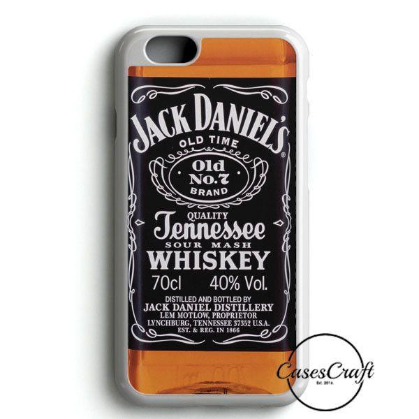 Jack Daniels Black Label iPhone 6/6S Case | casescraft