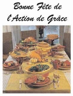 Résultats de recherche d'images pour «fête de l'action de grâce»