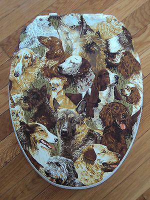 Dogs-Doggy-Bathroom-Decor-Elongated-Toilet-Seat-Cover