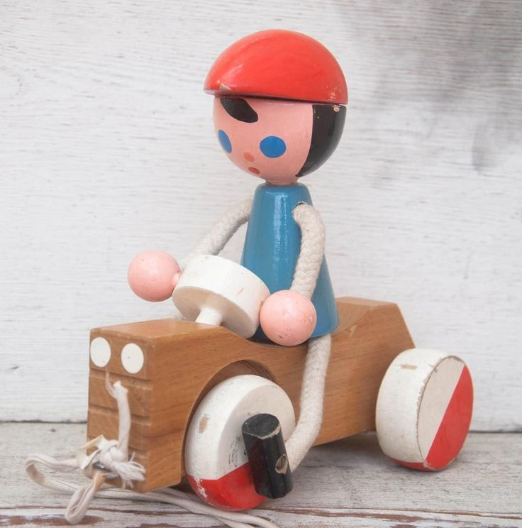 Best Pull Toys For Kids : Best images about children s vintage toys on pinterest