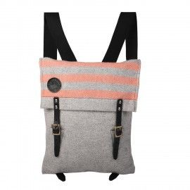 Duluth Scout Pack / Orange & gray | Red Rolling Pin
