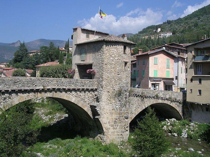Image illustrative de l'article Vieux Pont de Sospel