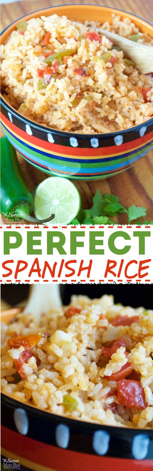 My husband's top secret recipe, passed down through generations and practiced to perfection. Fluffy, flavorful, and always a crowd-pleaser - this truly is the BEST Spanish or Mexican Rice EVER!