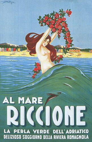 Riccione - Manifesto