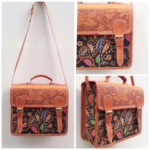 JV012 Premium Leather Bag - IDR 475.000