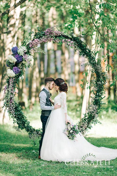 Свадьба в стиле eco - Свадебное агентство Сelebrate It!