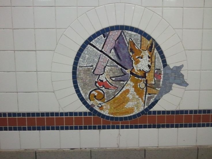 8th Street Mural on N Line