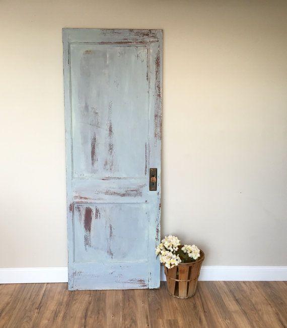 Antique Door  Old Wood Door  Old Doors for Sale by VintageHipDecor