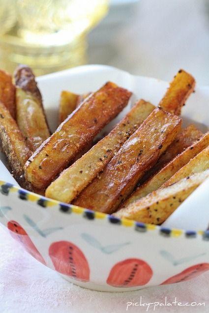 Homemade Cajun French Fries