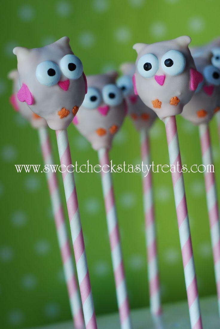 Owl pops