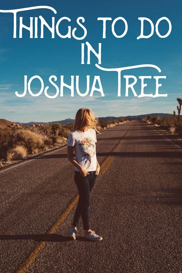744 best Joshua Tree images on Pinterest | Joshua tree national park ...