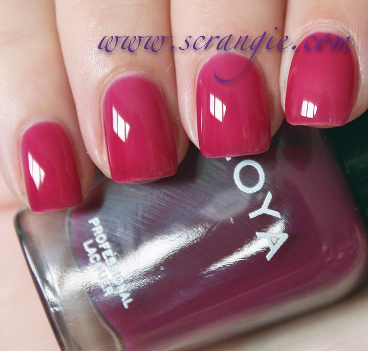 Zoya Paloma from the new Fall 2012 Gloss Collection.