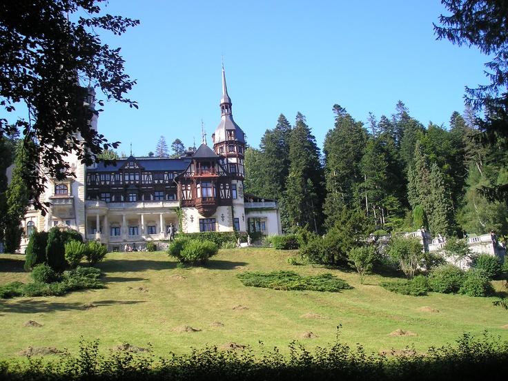ROMANIA - Castello di Peles - Foto personale di Daniele Rocca