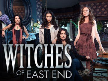 Witches of East End | Favorite TV Shows | Pinterest