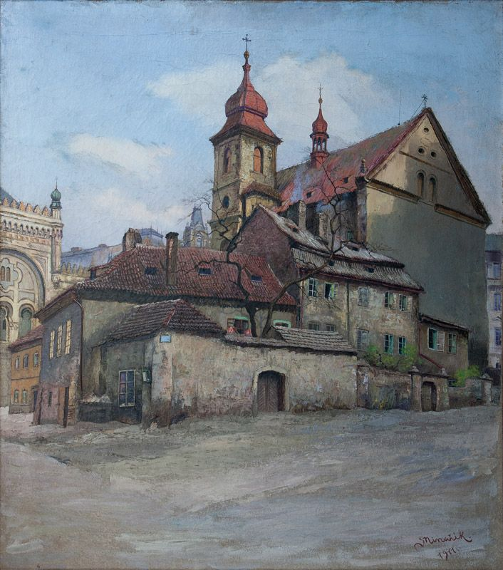 Praha Jana Minaříka — Pátá čtvrť: zmizelé město pražské