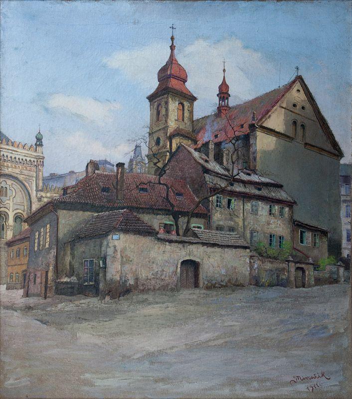 Pátá čtvrť: zmizelé město pražské — Česká televize