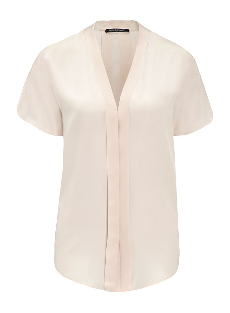 #LuisaCerano blouse I Available at #DesignerOutletParndorf