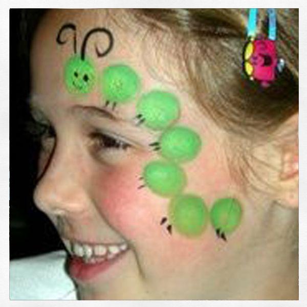 Makeup Artist ^^ | https://pinterest.com/makeupartist4ever/ Pinta Caras: Ideas fáciles para maquillaje infantil - Blo