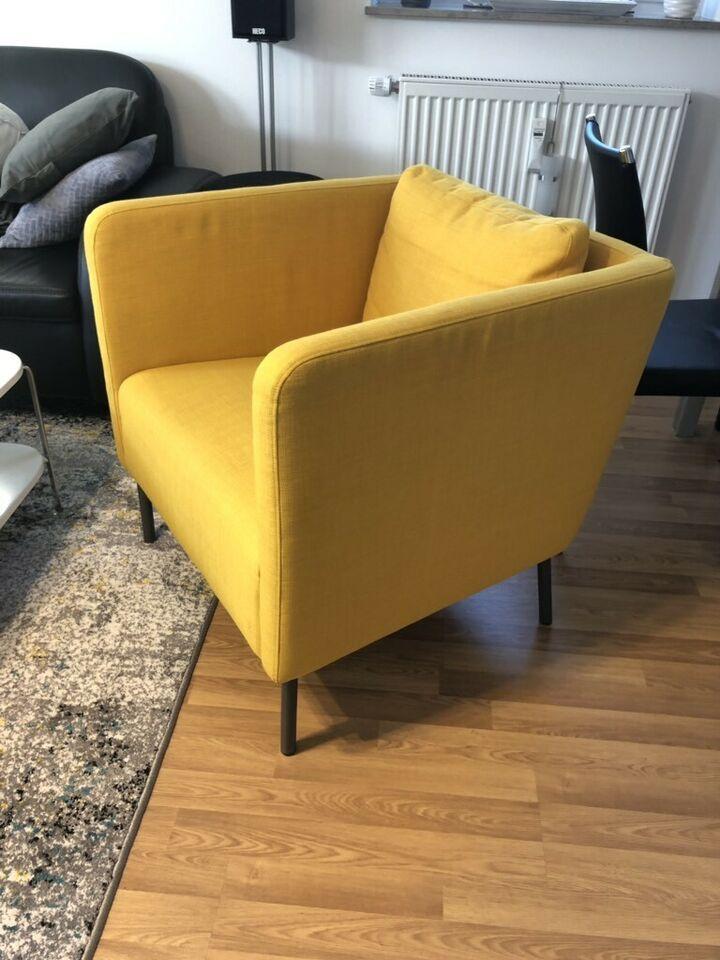 Angebot Bis 07 04 19 Ikea Sessel Stuhl Ekero Gelb In Munchen Trudering Riem Ikea Sessel Sessel Wohnraume