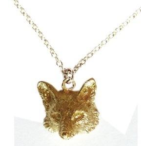 Jewellery Clara Francis Cast Fox Gold
