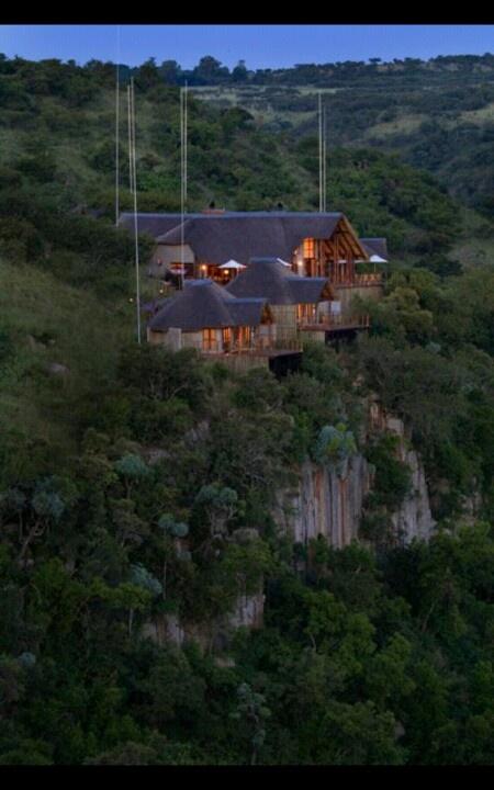 Esiweni Lodge KZN South Africa