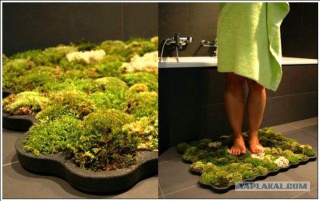 Рукожопство коврика для ванной из мха http://www.yaplakal.com/forum2/topic846908.html