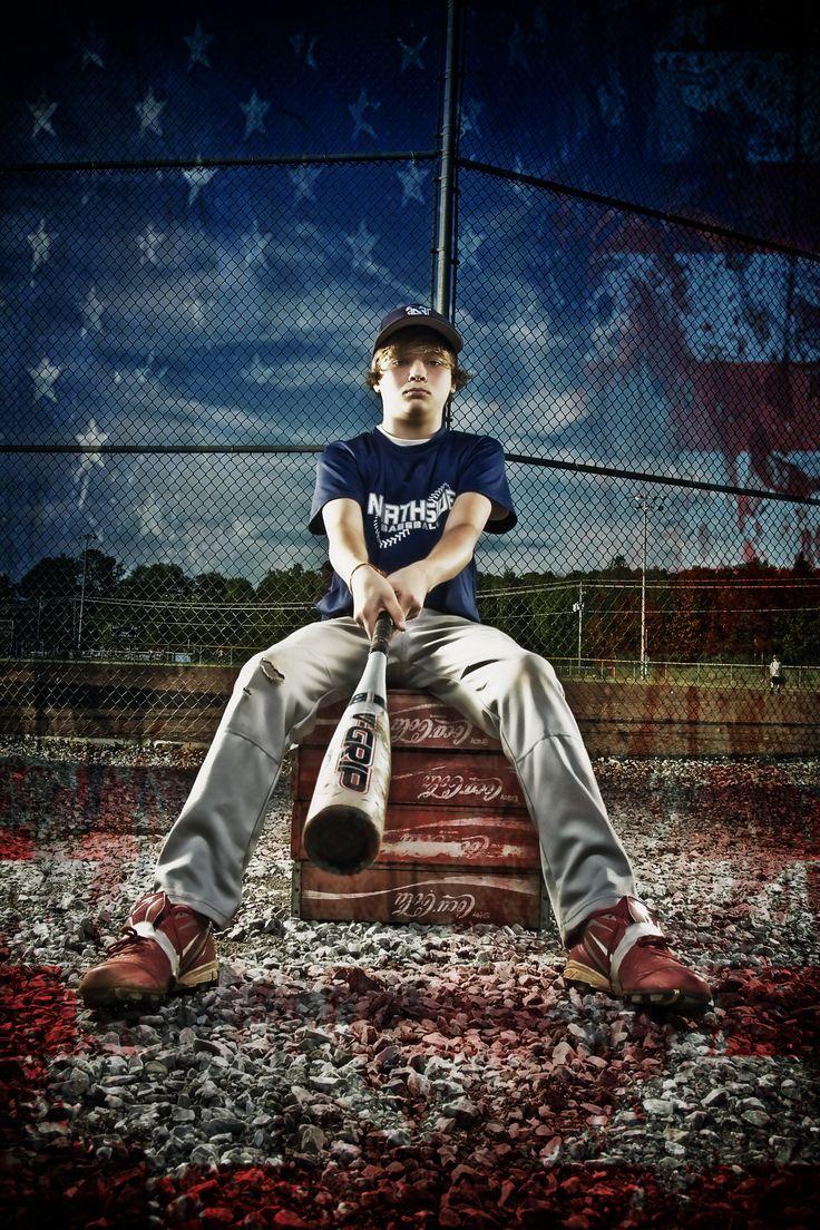 Baseball portraits ideas...
