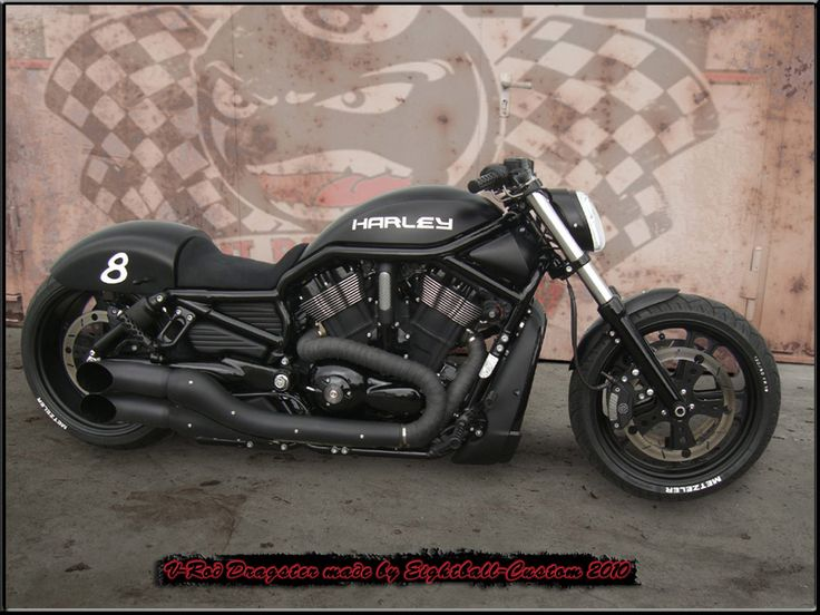 Harley-Davidson V-Rod Night Rod | Harley Davidson V-Rod Night Rod Special