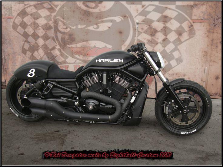 Harley-Davidson V-Rod Night Rod | Harley Davidson V-Rod Night Rod Special