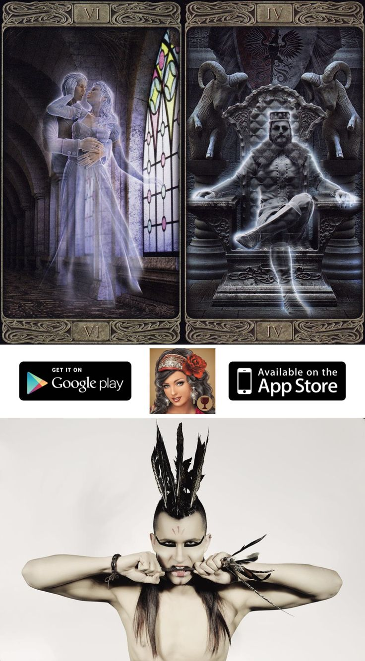 Install this FREE app on your phone or tablet and have fun free on line tarot reading, horoscope tarot cards and tarot cards, tarot answers and yes or no tarot.