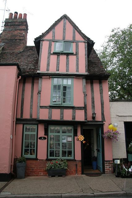 Bury St Edmunds, Suffolk England