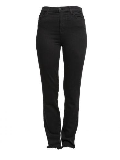 J BRAND Black Viscose Pants. #jbrand #cloth #https: