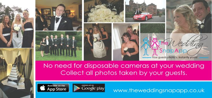 The Wedding Snap App | Capture all your guests photos. Instantly!     | Wedding Snap App