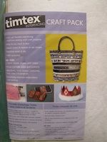 Timtex Interfacing Craft Pack from SewBaby.com