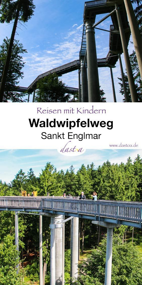 Waldwipfelweg Sankt Englmar – Ausflug mit Kindern