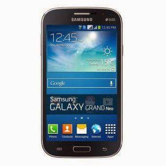 Harga dan Spesifikasi Samsung Galaxy Grand Neo agustus 2014