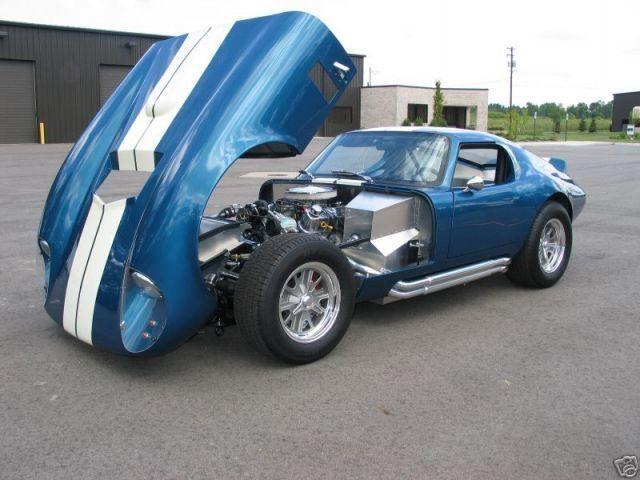 1965 Factory Five Racing Shelby Cobra Daytona Racing Coupe Replica