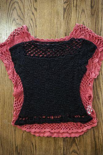 @Selena K shares info on crochet ease