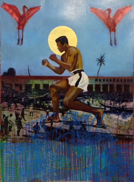 Godfried Donkor, Colossus  http://www.pascalpolar.be/site/artisteview.php?nom_de_tri=Godfried%20Donkor