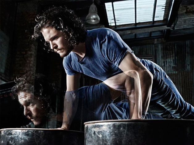 Train Like Kit Harington