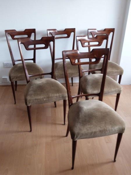 Italian Dining Chairs Paola Bazzoli Furnishings Pinterest