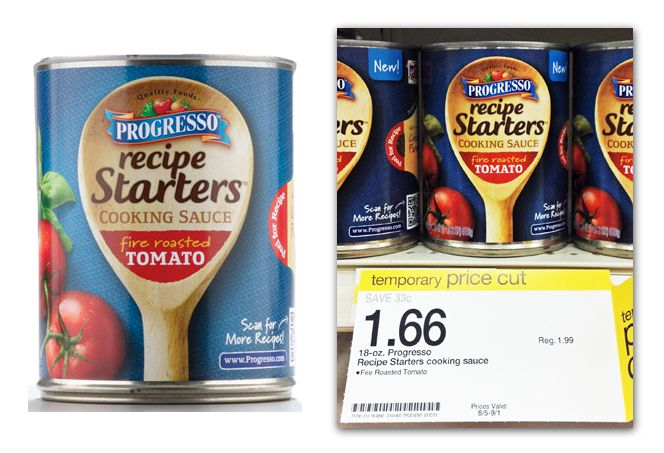 Progresso Recipe Starters $0.79 at Target