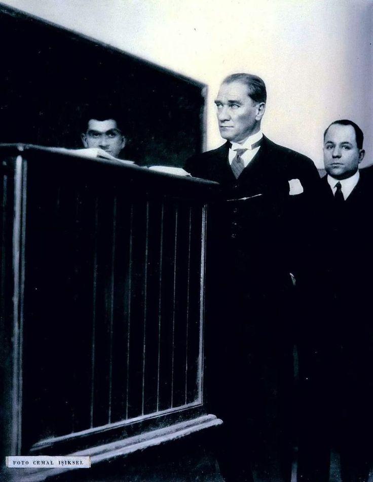 Atatürk'ün Fotoğrafçısı Cemal Işıksel'in Objektifinden Muazzam 30 Atatürk Fotoğrafı – MustafaKemâlim