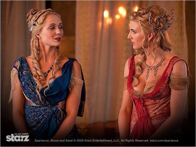 Spartacus : Le sang des gladiateurs : photo Viva Bianca