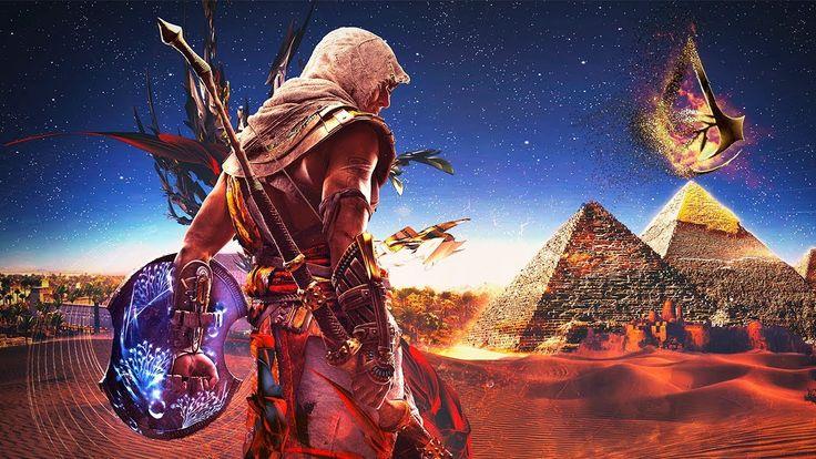 Слава пиратскому Assassin's Creed: Истоки // Пиратить или не пиратить? О...