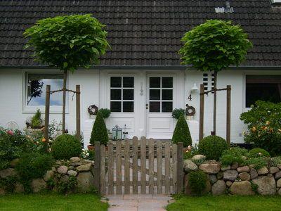 Simple Entree Wohnen und Garten Foto