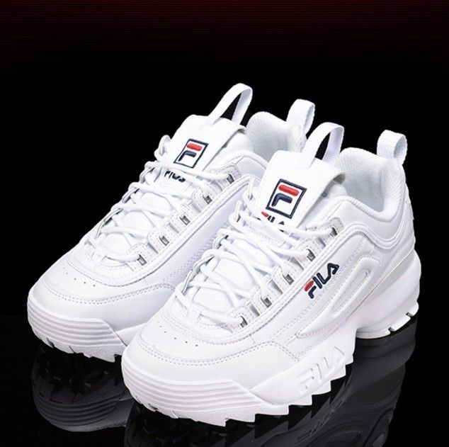 FILA Platform Platform & Wedge Sneakers Sneakers fashion  Sneakers fashion