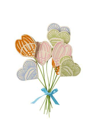 花束メッセージカード(8本入り)